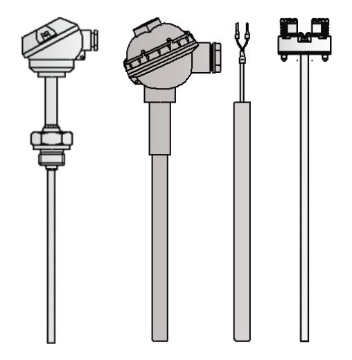 SSEA Schmierer South East Asia Temperature Sensors RTD, TC Thermocouple