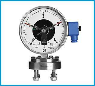 SSEA Schmierer South East Asia Contact Devices for pressure gauges